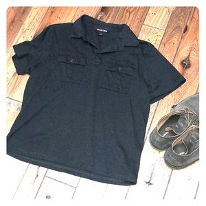 Michael Kors Men's Polo with Pockets *Like New!*